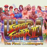 Ultra Street Fighter II Nintendo Switch