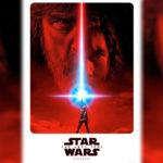 Affiche Star Wars 8 : Les Derniers Jedi