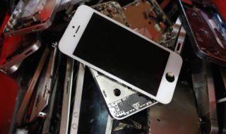 Apple iphone ipad recyclés