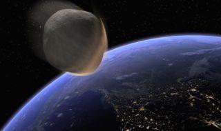 Astéroïde près de la Terre