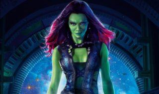 Gamora titre Avengers 4