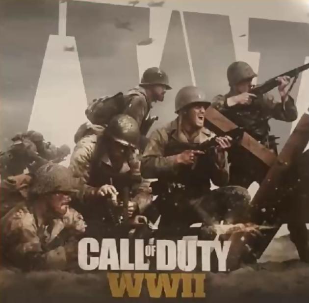 call duty seconde guerre mondiale