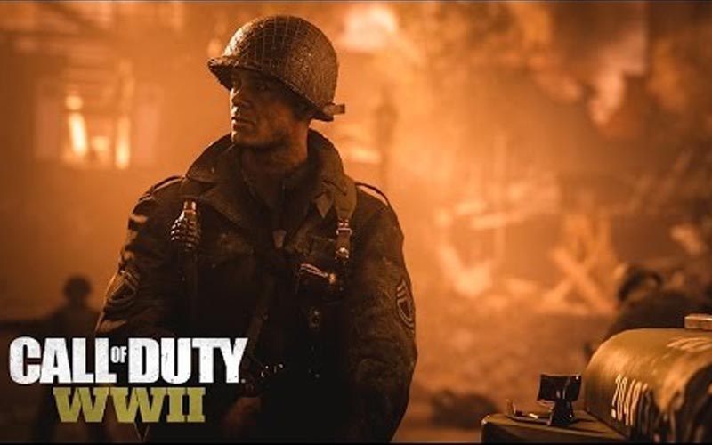 call of duty wwii bande-annonce