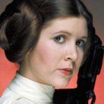 Star Wars Celebration Carrie Fisher