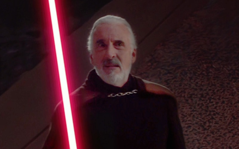 Star Wars Comte Dooku