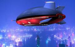 Le co-fondateur de Google construirait en secret un dirigeable géant
