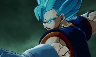 dragon ball xenoverse super saiyan blue