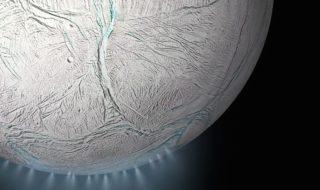 Encelade Nasa lune