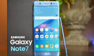 Les Galaxy Note 7 reconditionnés seront vendus 240 euros moins cher