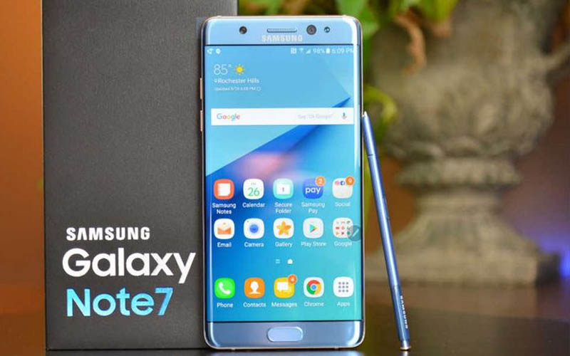 galaxy note 7 reconditionnes euros