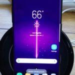 Galaxy S8 chargeur sans fil
