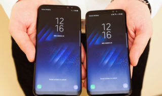 Galaxy S8 : six choses à faire