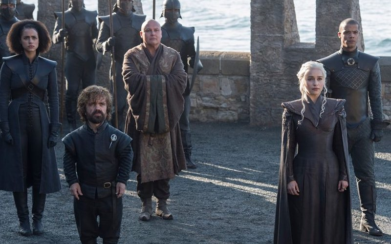 Premières photos officielles de Game of Thrones saison 7