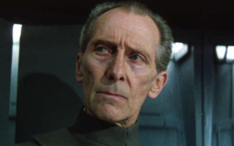 Grand Moff Tarkin dans Star Wars