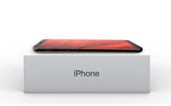iPhone 8 : ce nouveau concept fait comme si Apple pompait tout sur Samsung
