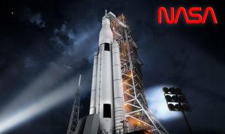 Une fusée de la NASA