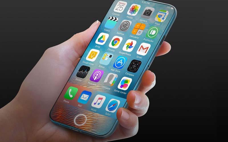 iPhone 8 : son design fuite directement de l'usine et c'est très séduisant