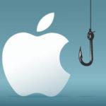 iphone alerte phishing lien