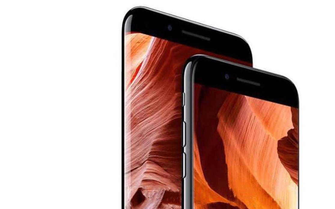 Concept diPhone 8 incurvé