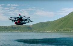 Cette moto volante est la preuve que la science fiction est devenue réalité