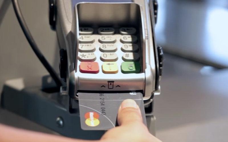 Mastercard : vers une carte bancaire biométrique