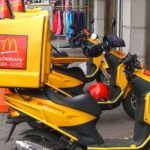 mcdonalds france livraison