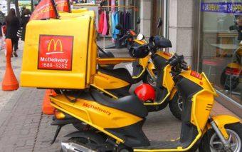 McDonald's France : la livraison à domicile des Big Mac et autres menus Best Of arrive !
