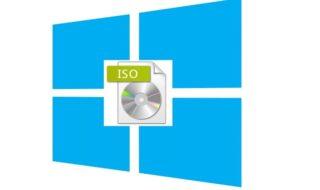 Monter iso windows 10