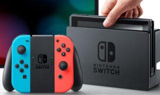 Nintendo Switch Deux Millions