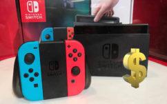 Nintendo Switch : elle coûte plus cher à fabriquer que vous ne le pensez