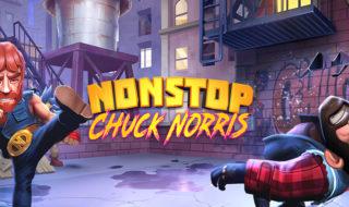 Le jeu mobile Non Stop Chuck Norris