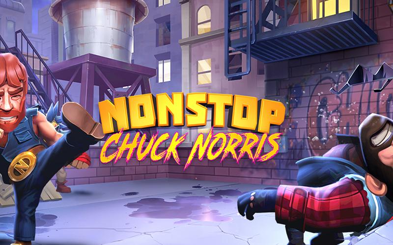 Chuck norris a enfin droit son jeu sur android et ios - Chercher chuck norris sur google ...