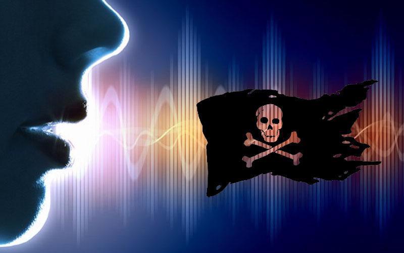 pirater voix minute