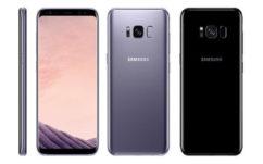 Samsung Galaxy S8 et S8+: comment prendre des captures d'écran sans le bouton Home