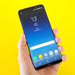 samsung galaxy s8 windows 10 mobile