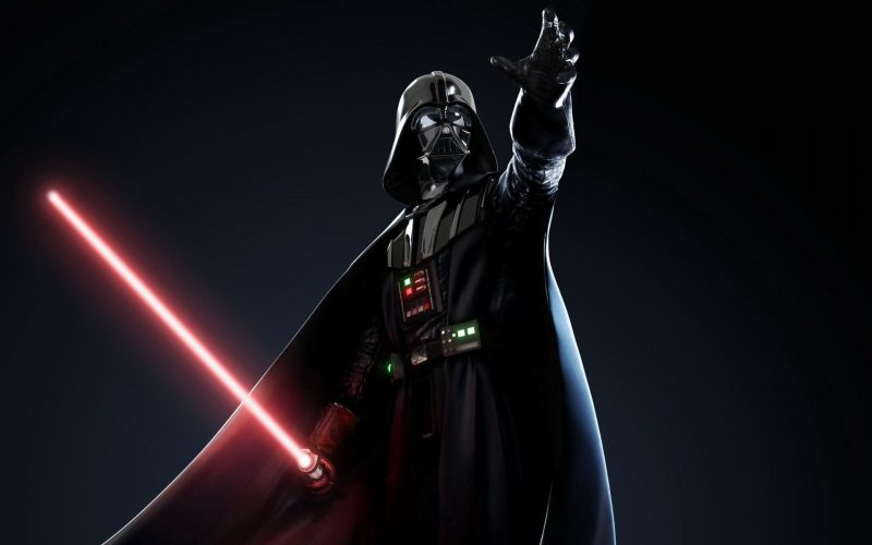 Dark Vador dans Star Wars