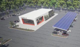 Superchargeurs : Tesla assure que 99% des Français vivent près d'une station de recharge ultra-rapide