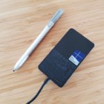 test surface pro 4 chargeur