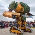 Robots géants