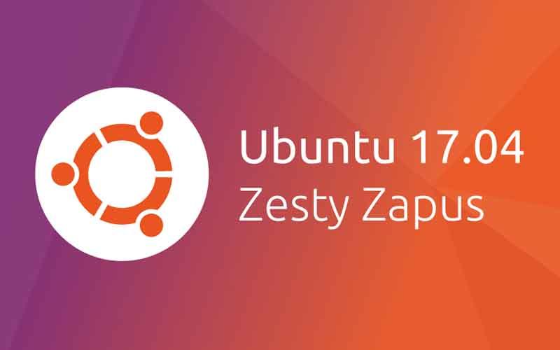 ubuntu zesty zapus 17.04
