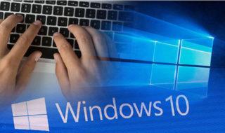 Désactiver windows 10 keylogger