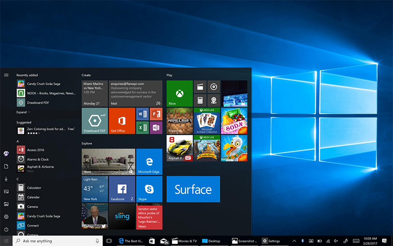 Windows 10 Mises à jour