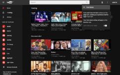 YouTube : comment activer le mode Foncé ou Dark mode