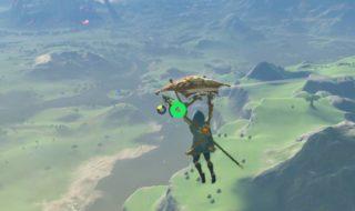Zelda Breath of the Wild : cette astuce permet de survoler toute la map d'Hyrule en 10 minutes
