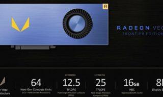 AMD Radeon Frontie Edition