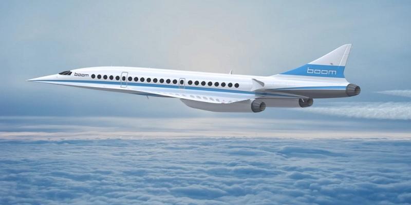 Baby Boom XB1 avion supersonique