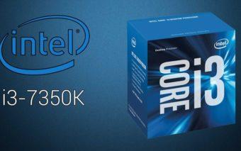 Intel i3-7350K : son prix passe à 150 euros en réponse au Ryzen 5 1500X d'AMD