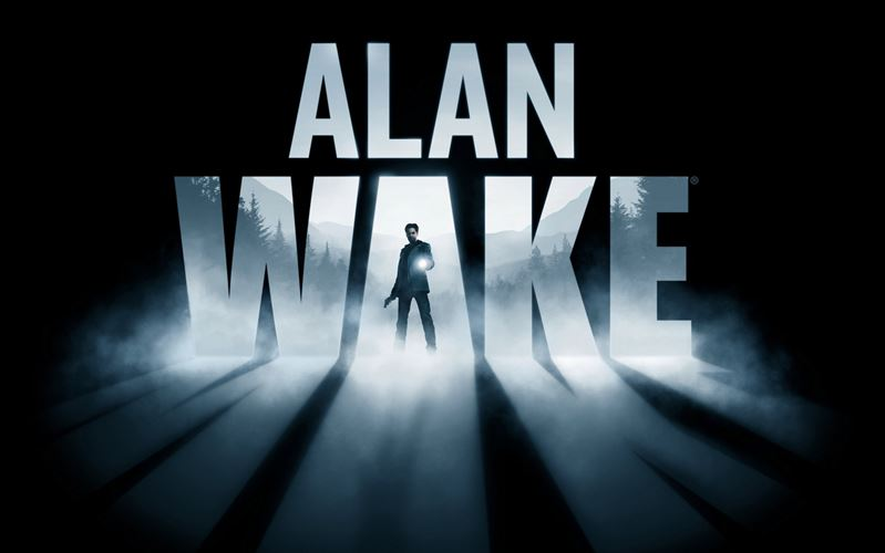 Grosse promotion avant disparition — Alan Wake
