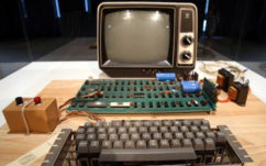 Un Apple-1 vient de se vendre aux enchères 101.325 dollars, à peine !