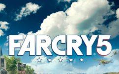Far Cry 5 : Ubisoft dévoile la jaquette du jeu, ambiance fanatisme religieux !